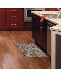 Memory Foam Kitchen Rug by Check Out These Bargains On Mohawk Home Jacobean Curls Memory Foam