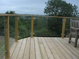 Glass Banisters Cost 38 Best Cool Railings Images On Pinterest Stairs Glass Railing