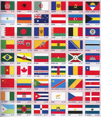 International Bunting Flags International Flag Bunting