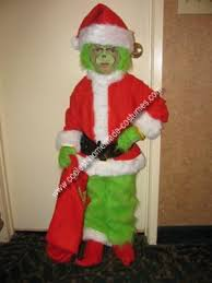 grinch costume cool grinch who stole christmas costume grinch costumes