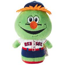 Boston Red Sox Home Decor by Mlb Boston Red Sox Wally The Green Monster Itty Bittys Stuffed