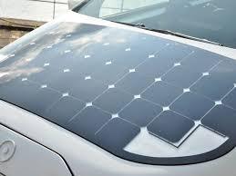 bureau des autos sion en images essai sono sion sono sion panneau solaire capot