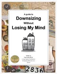downsizing downsizing guide and memory jogger bundle