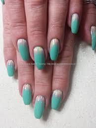 spring gelish nail designs spring y easter nails gelish geekery
