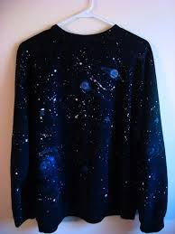 galaxy sweater galaxy sweater style clothes clothing and jumper