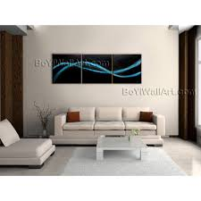 large hand painted oil painting canvas contemporary abstract wall