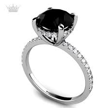 amazing wedding rings 60 mesmerizing black diamond engagement rings for your loved ones
