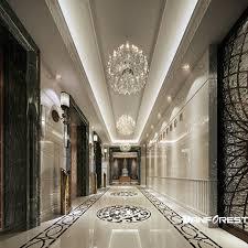 interior elevator corridor renderings 3d architecture rendering