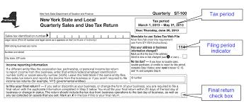 filing a final sales tax return