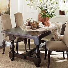 Kensington Dining Table With Extension Dining Room Furniture - Pottery barn dining room table