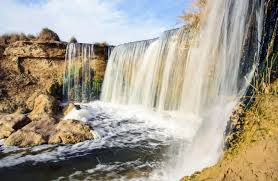 famous waterfalls 7 unconventional travel destinations in egypt egyptian streets