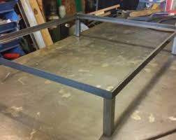 Heavy Duty Table by Metal Table Base Etsy