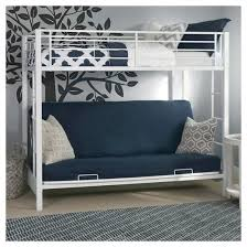 Futon Bed by Futon Bunk Bed Metal Saracina Home Target