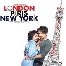 London Paris New York (2012) – Hindi