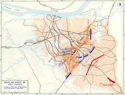Map Of Usa During Civil War by Shiloh Tennessee American Civil War Battle Pittsburg Landing