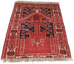 Tribal Persian Rugs by Vintage Tribal Wool Afghan Rug 9332 Exclusive Oriental Rugs