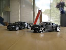 matchbox audi speed test wheels vs matchbox redline derby racing