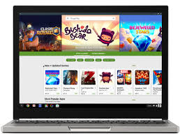 chromebook android in big move announces android apps will work on chromebooks