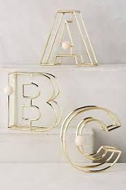 Monogram Letters Home Decor Shop Monogram Letter Home Accessories Anthropologie