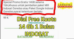 kuota gratis indosat januari 2018 cara mendapatkan kuota gratis 14 gb indosat ooredo trik cara internet