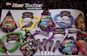 new years kits new years party supplies