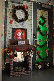 Christmas Door Decorations Ideas For The Office 25 Best Door Decorating Images On Pinterest Doors Classroom