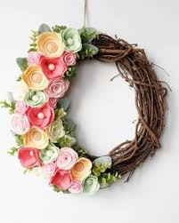 whimsical spring forsythia wreath jenna burger raise your hand if you re having serious spring fever like me