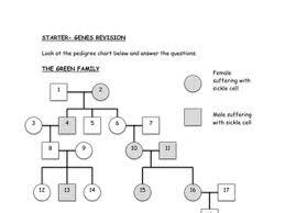 genetics practice problems pedigree tables pedigree chart worksheet by jhinksman teaching resources tes