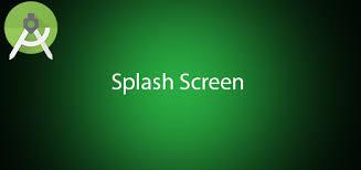 android splash screen android splash screen progress bar tutorial questdot