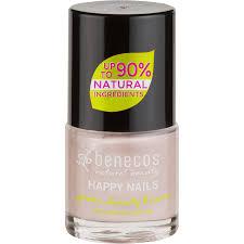 benecos nail polish sharp rose 9ml benecos
