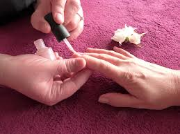 manicure diploma course como training centre