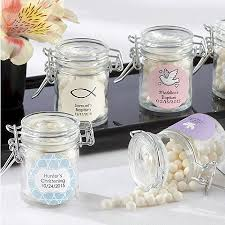 wedding favor jars mini glass jar favors personalized wedding bridal shower party