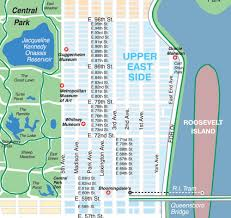 New York City Zip Code Map by Upper East Side Map Nyc World Map Photos And Images