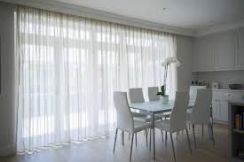 Cotton Gauze Curtains Curtains For Bifold Doors Window Treatments For Bifold Doors