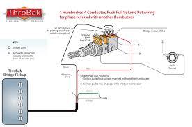 throbak push pull phase wiring