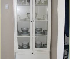 Used Ikea Cabinets Cabinet Display Cabinet With Glass Doors Singapore Beautiful
