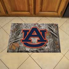 College Rug Auburn Tigers Rug Sports Doormat Nylon Mats College Rugs