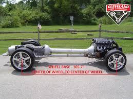 c5 corvette dimensions c5 c6 corvette rolling chassis measurements cleveland power