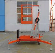 manual man lift for sale manual man lift for sale suppliers and