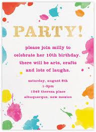 kids u0027 birthday online at paperless post