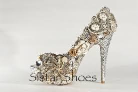 wedding shoes daily blinged out wedding shoes milanino info