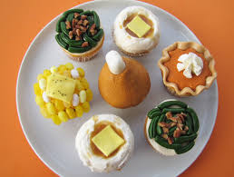 thanksgiving mini cupcakes mbc november 2011
