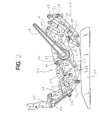 Lane Recliners Patent Us6945599 Rocker Recliner Mechanism Google Patents