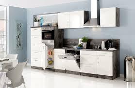 küchenzeile lissabon küche mit e geräten breite 340 cm - Küche Mit E Geräten