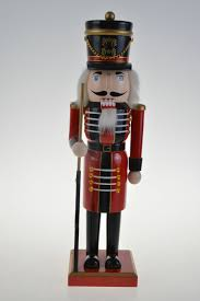 home decoration crafts christmas wooden nutcracker soldier with