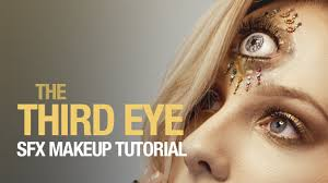 the third eye sfx makeup tutorial costume surrealist