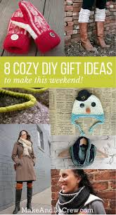 8 cozy semi last minute diy gift ideas