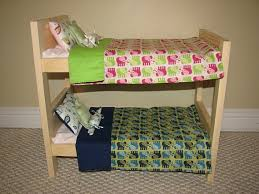 twin doll bunk beds doll bunk bed bedding pottery barn kids home