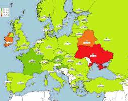 map usa to europe map of usa and europe countries american independence u2014
