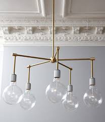 Painting Brass Chandelier Remodelaholic 25 Gorgeous Diy Chandeliers